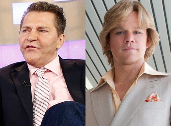 Scott Thorson, Behind The Candelabra, Matt Damon