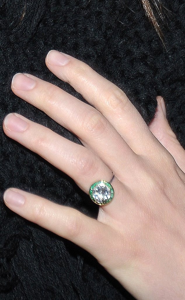 Olivia Wilde, Engagement Ring