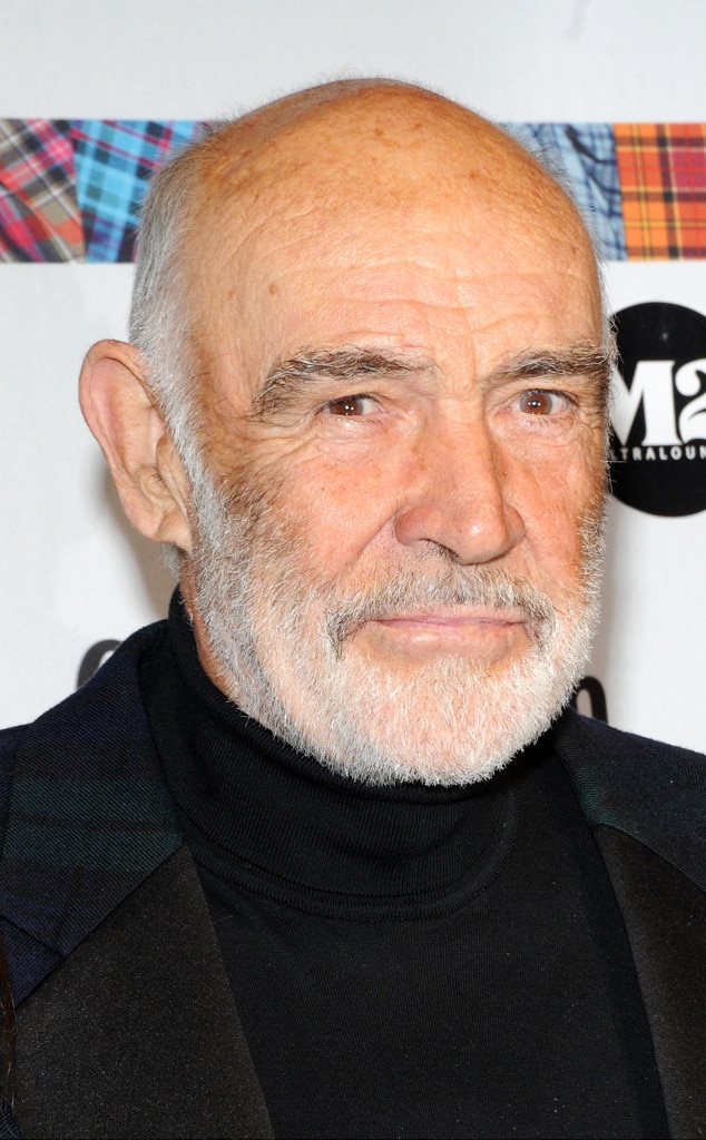 Sir Sean Connery, Silver Foxes