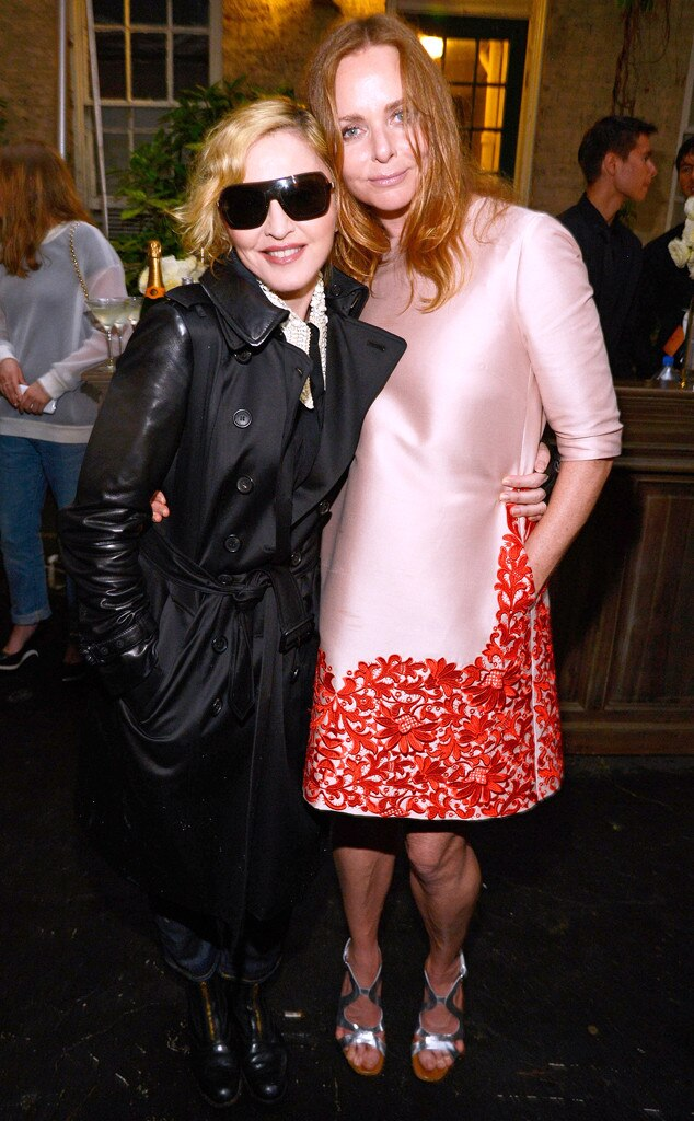 Madonna, Stella McCartney