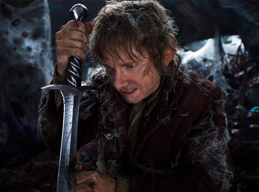 Martin Freeman, The Hobbit The Desolation Of Smaug