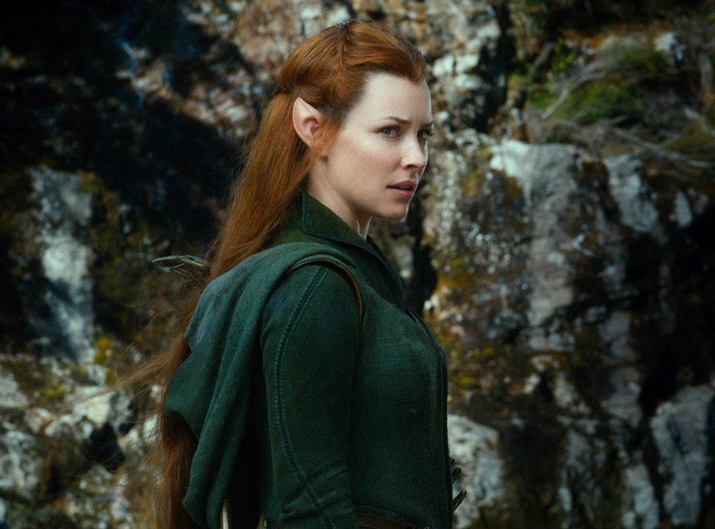 Evangeline Lilly, The Hobbit The Desolation Of Smaug