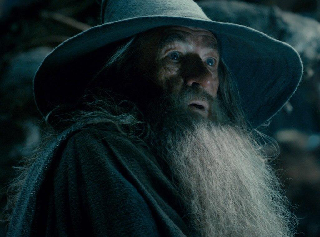 Ian McKellan, The Hobbit The Desolation Of Smaug