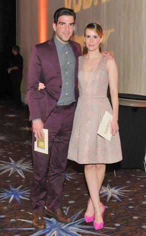 Zachary Quinto, Sarah Paulson