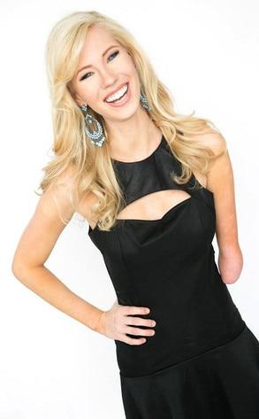 Miss Iowa Nicole Kelly