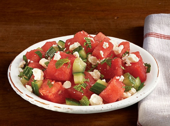 Athenos Watermelon Salad