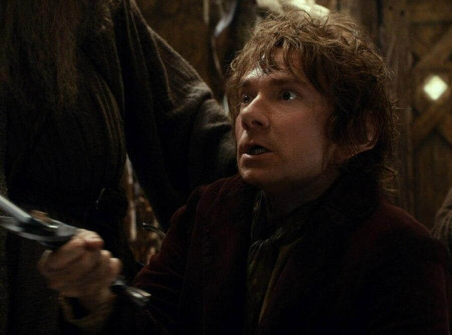 Martin Freeman, The Hobbit The Desolation Of Smaug