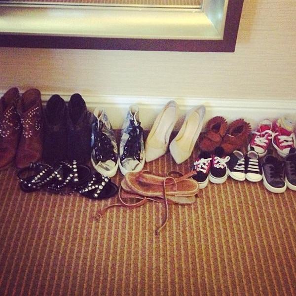Hilary Duff, Instagram