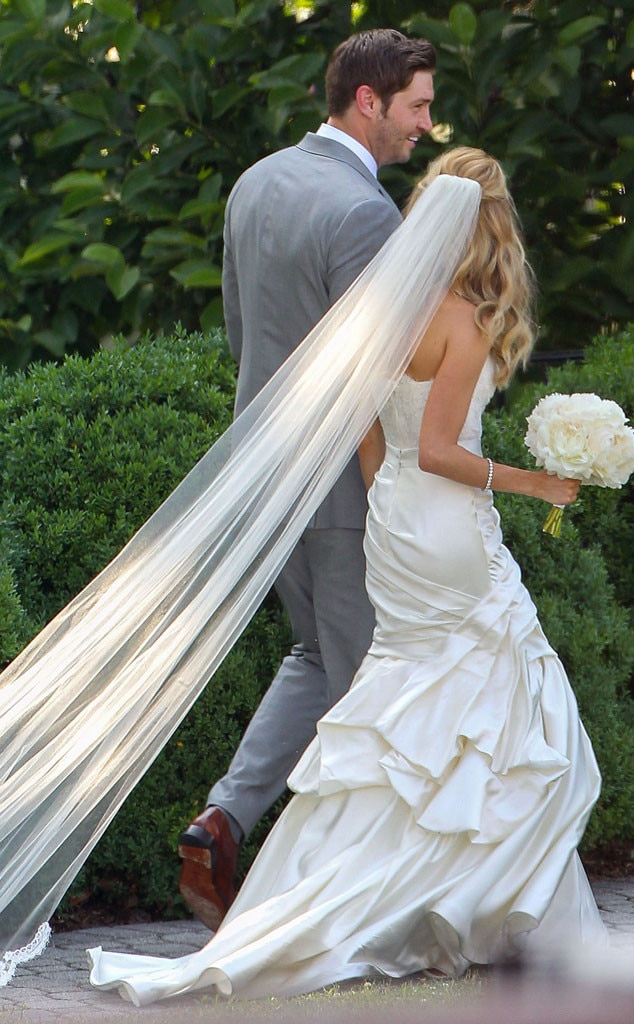 Kristin Cavallari Amp Jay Cutler From Best Of 2013 Biggest Celebrity Weddings Of The Year