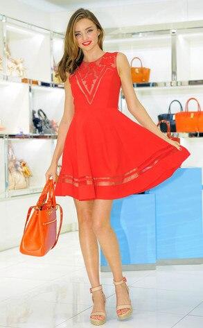 Miranda Kerr's Seoul Style—5 Looks in 2 Days! | E! News  Miranda Kerr