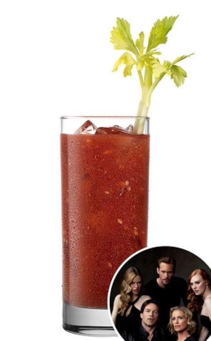 True Blood Cocktail, Bloody KAPPA cocktail