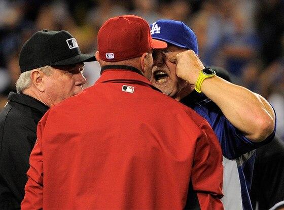 Mark McGwire, Kirk Gibson, Dodgers