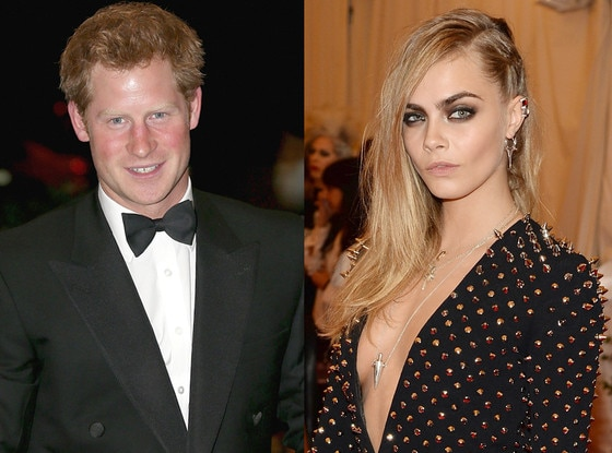 Image result for prince harry and cara delevingne