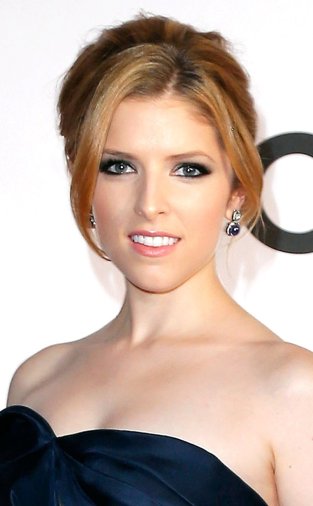 Anna Kendrick, Bridal Hair