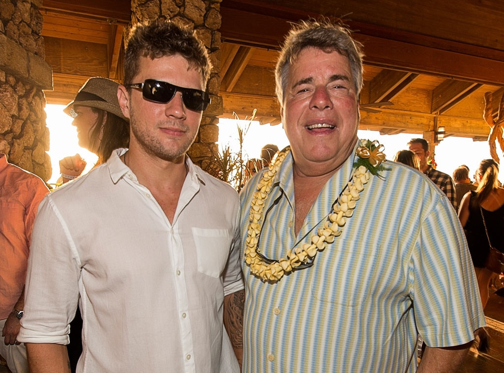 Ryan Phillippe, Barry Rivers, Maui Film Festival