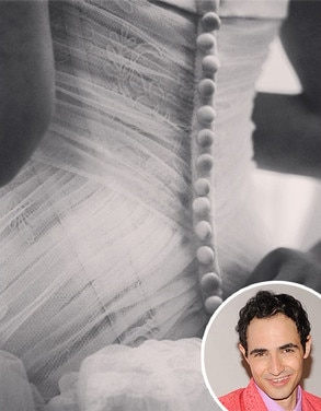 Zac Posen, Bridal, Instagram