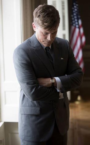 Killing Kennedy, Rob Lowe
