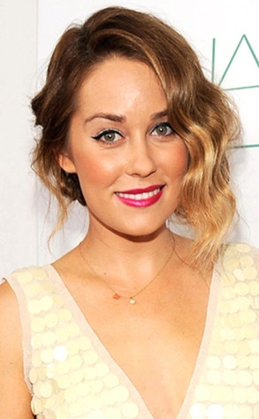 Lauren Conrad, Bridal Hair