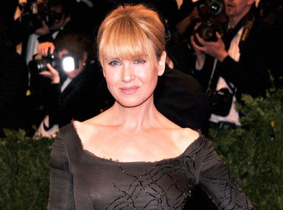Renee Zellweger, MET Gala