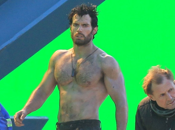 15 Reasons Man of Steel's Henry Cavill Is the Perfect ...