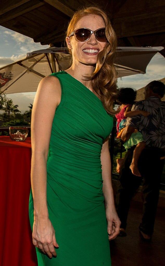 Jessica Chastain, Maui Film Festival