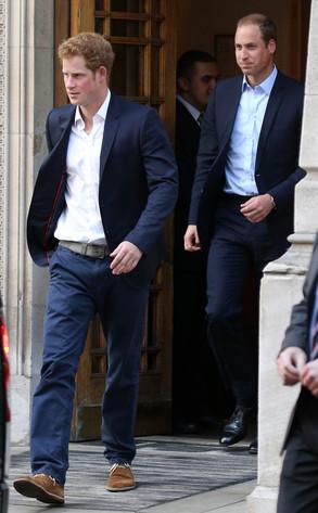 Prince Harr, Prince William