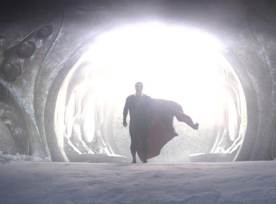 Henry Cavill, Man of Steel