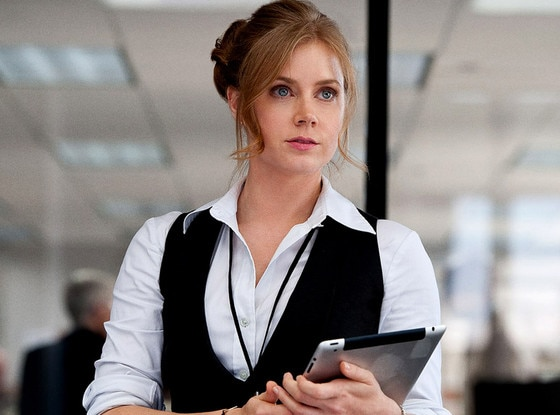 Amy Adams, Man of Steel
