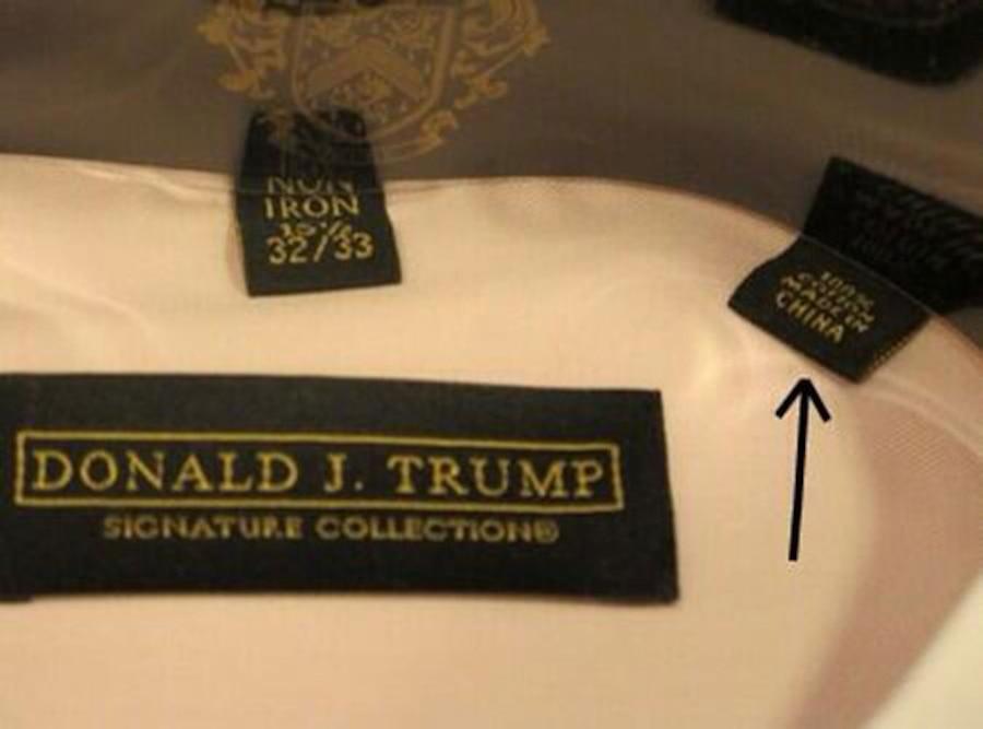 Danny Zucker, Donald Trump, Twit Pic