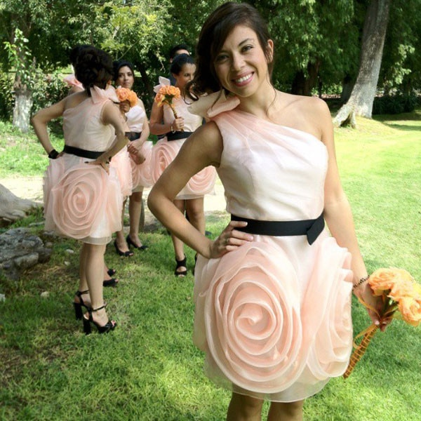 Swirl girl from ugly bridesmaid dresses e news ugly bridesmaid dresses junglespirit Gallery