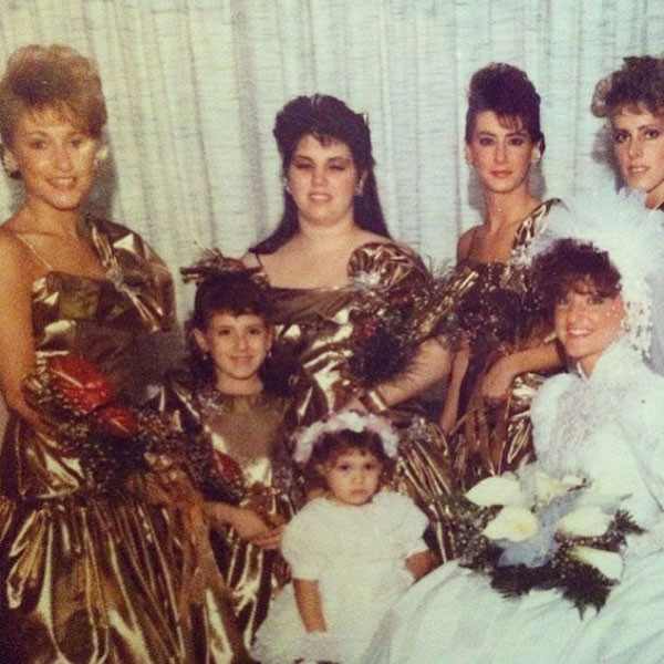 Bridesmaid Ugly Wedding Dresses: Golden Girls From Ugly Bridesmaid Dresses