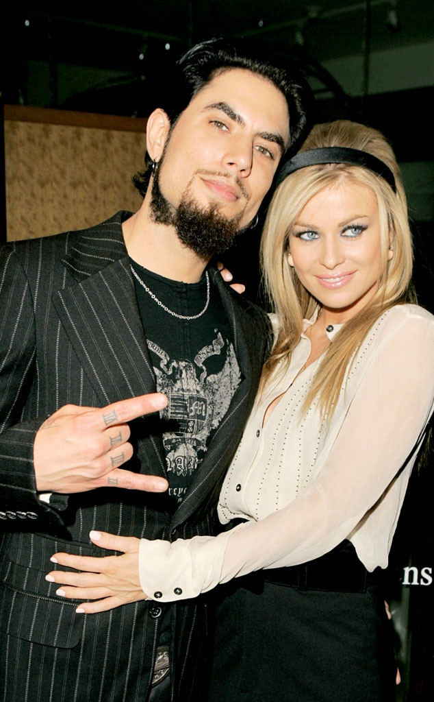 Dave Navarro, Carmen Electra, 'Til Death Do Us Part