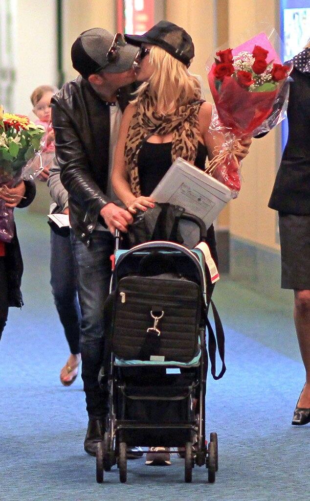 Michael Buble, Luisana Lopilato