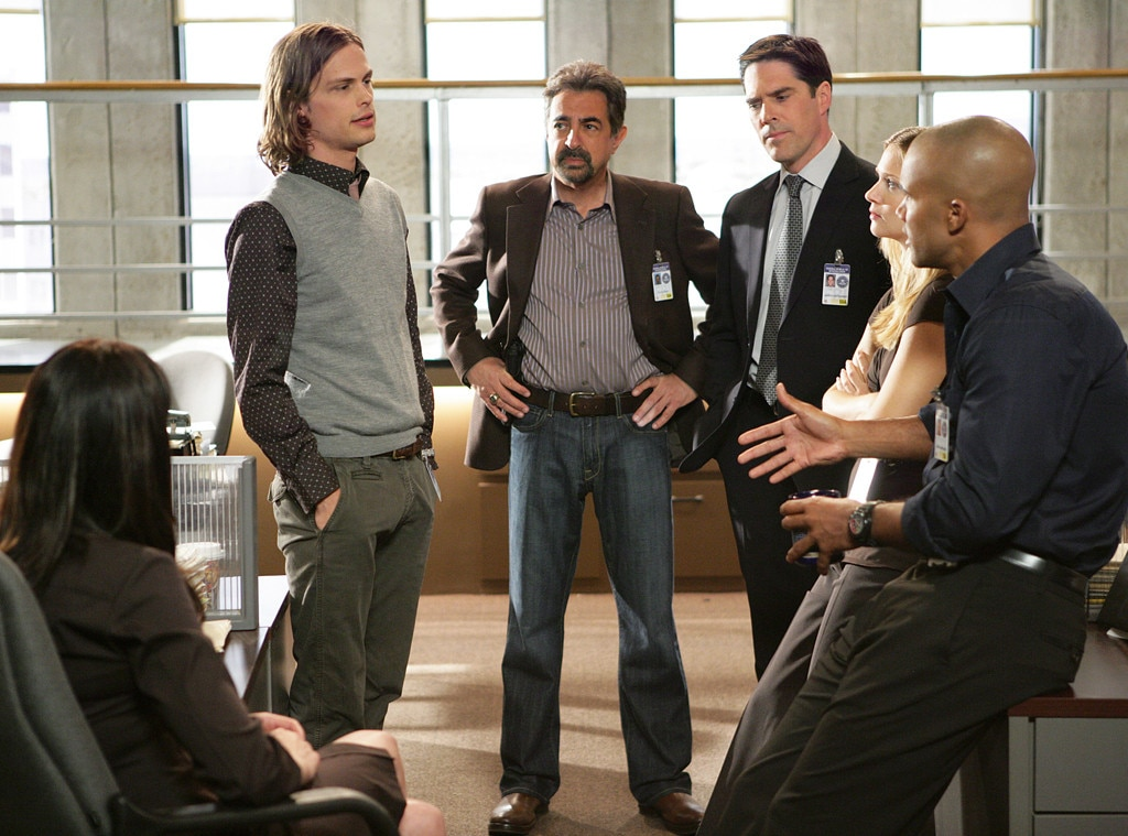 Criminal Minds, Joe Mantegna