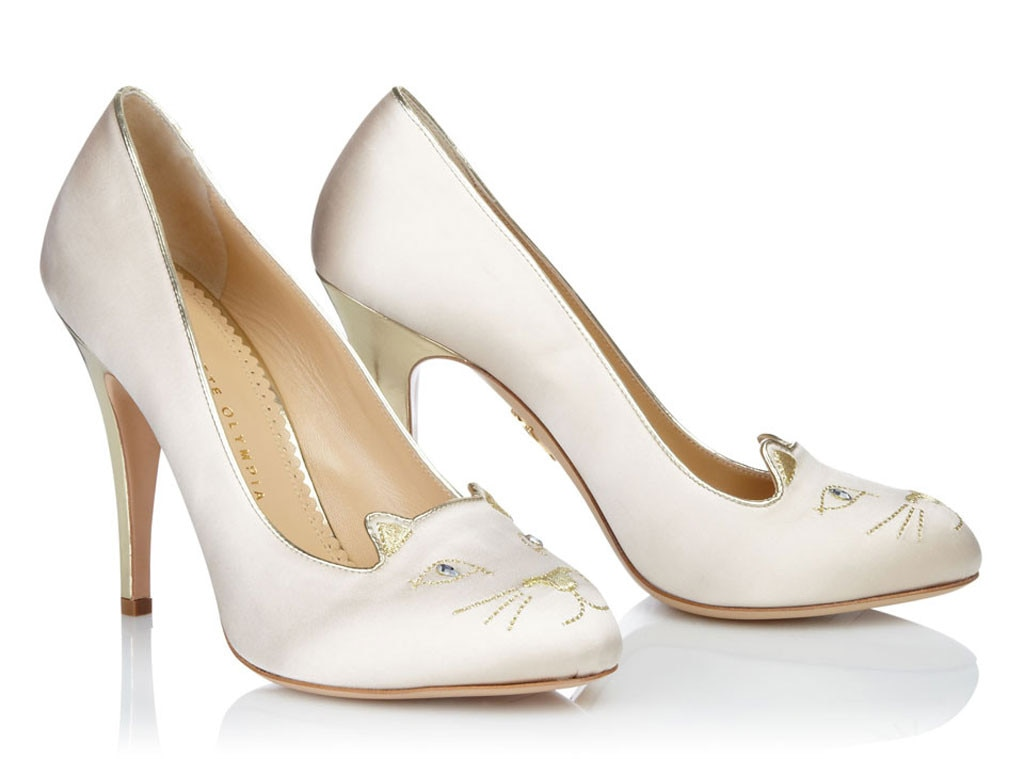 Shoes For Every Bride, Quirky