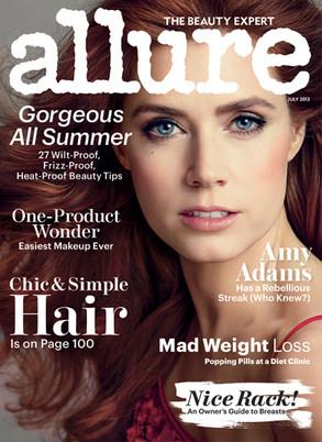 Amy Adams, Allure Magazine