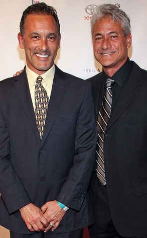 Greg Louganis, Johnny Chaillot