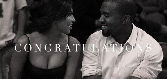 Beyonce, Kim Kardashian, Kanye West