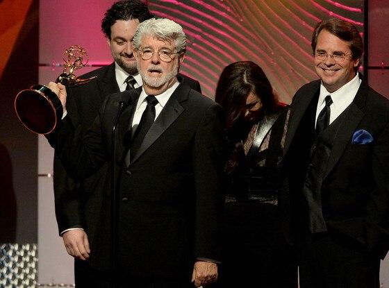 George Lucas, Athena Portillo, Cary Silver