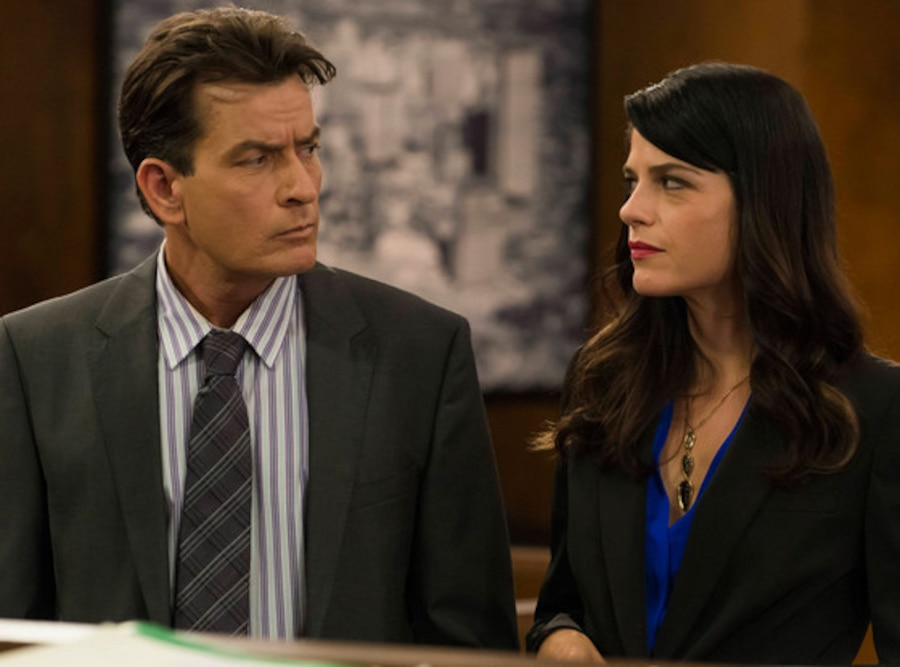 Charlie Sheen, Selma Blair, Anger Management