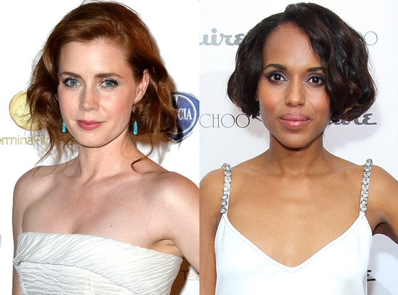 Amy Adams, Kerry Washington
