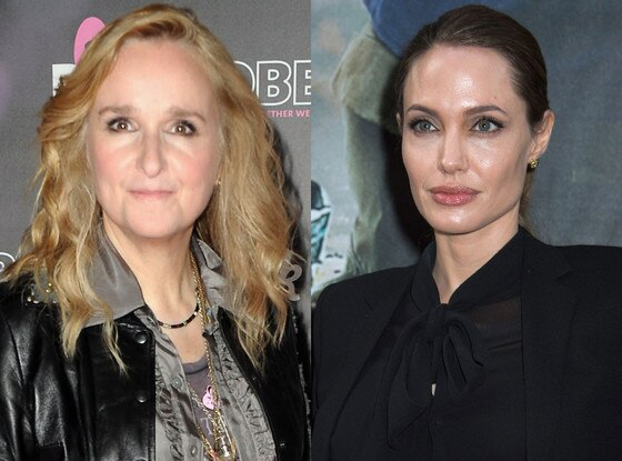Melissa Etheridge, Angelina Jolie
