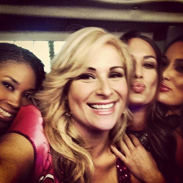 Natalya, Divas, Instagram