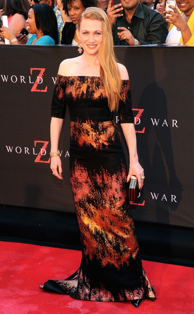 Mireille Enos, World War Z