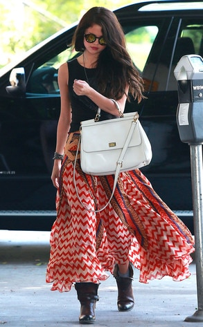 Selena Gomez, Sunglasses Trend