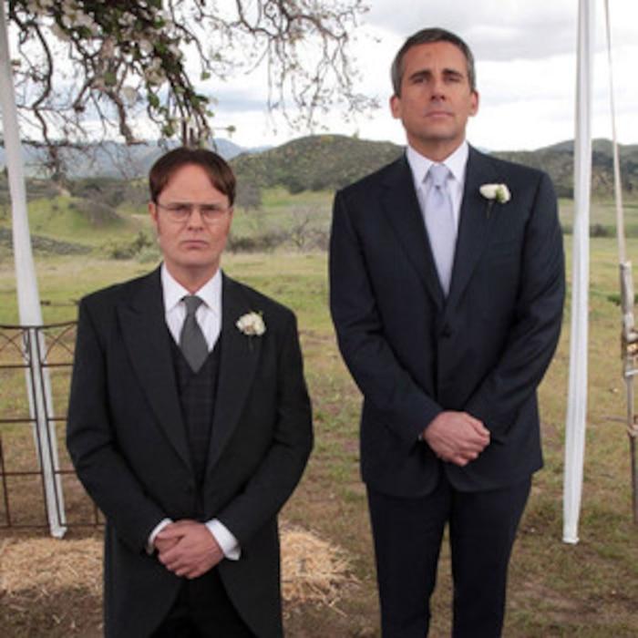 The Office, Rainn Wilson, Steve Carell