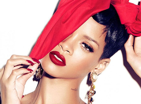Rihanna, MAC
