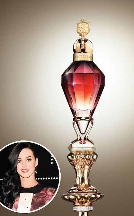 Katy Perry Perfume Twitter