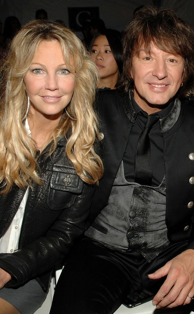 Heather Locklear, Richie Sambora