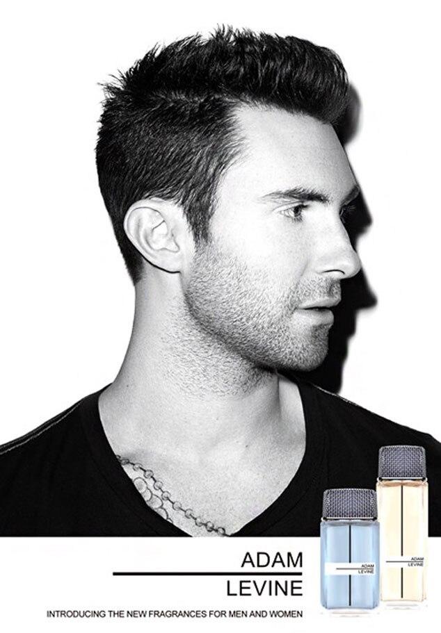 Adam Levine Fragrance Ad